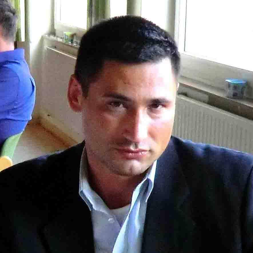 Portrait von Dariusz Borczon