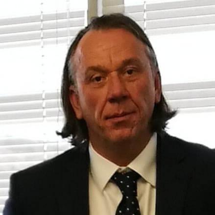 Portrait von Dirk Frede