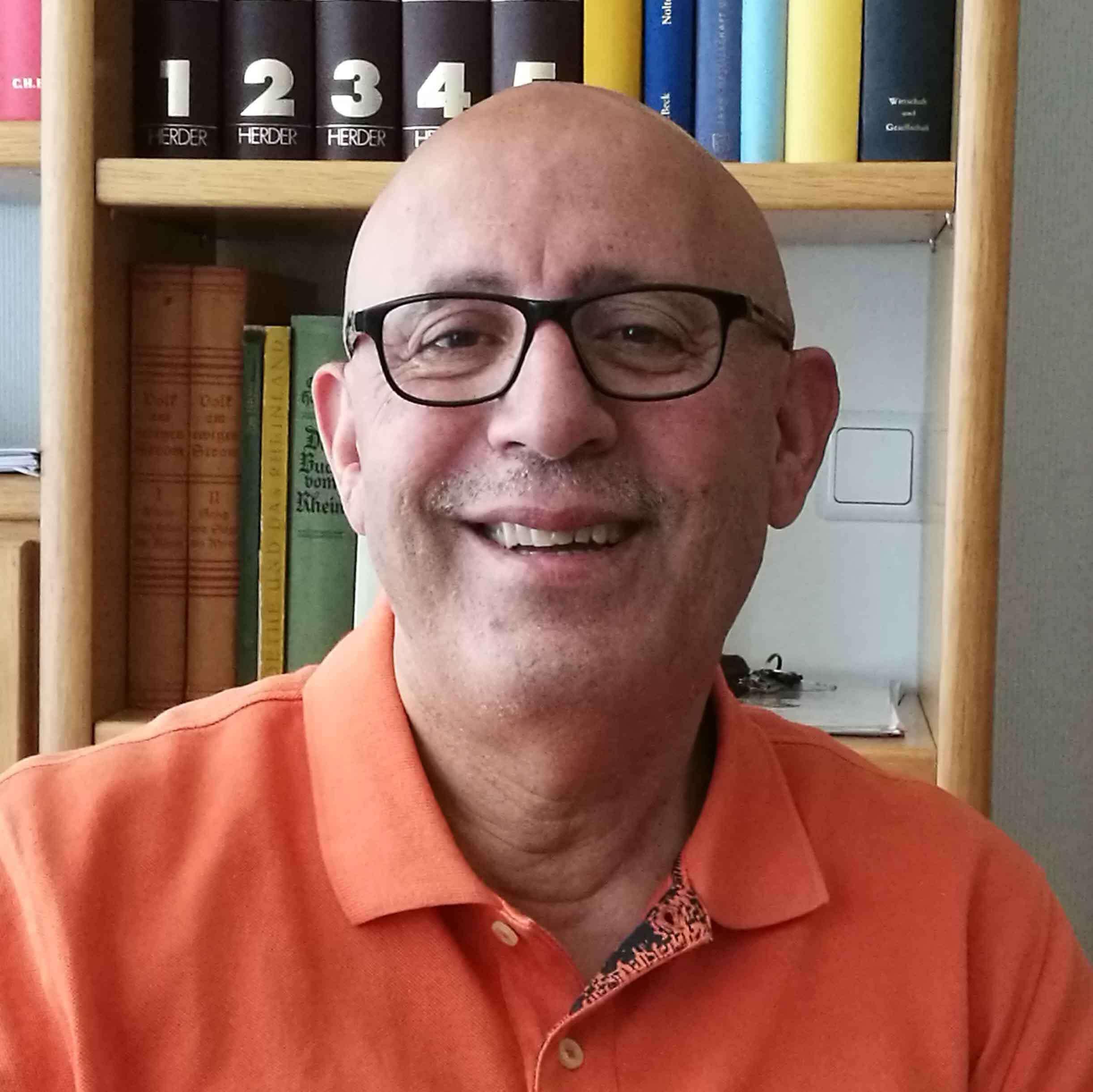 Portrait von Asker Gegcel